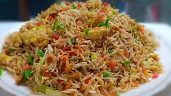 61. Egg Fried Rice