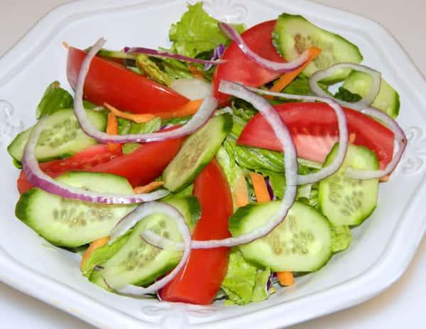 22. Desi Salad