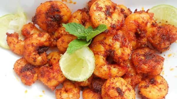12. Ginger Shrimp