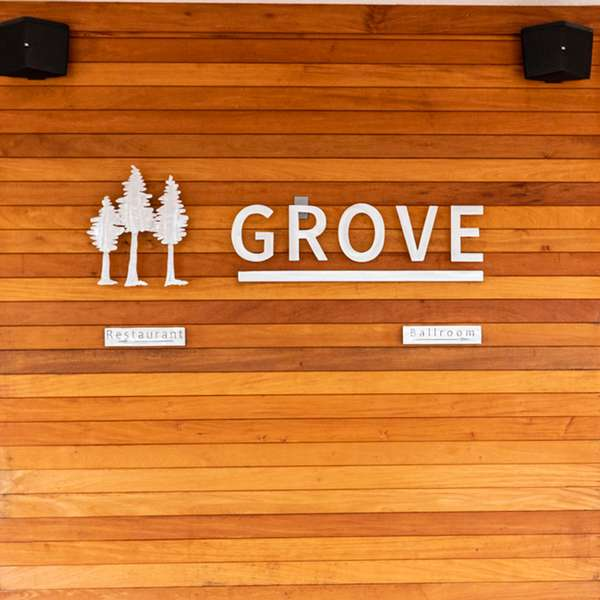 Grove Sign
