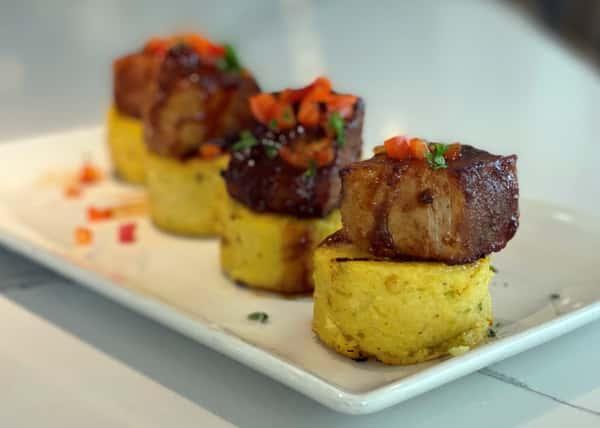 Balsamic BBQ Pork Belly