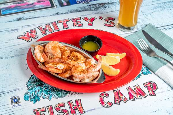 Shrimp - Steamed