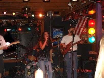 Musicians at Whitey's