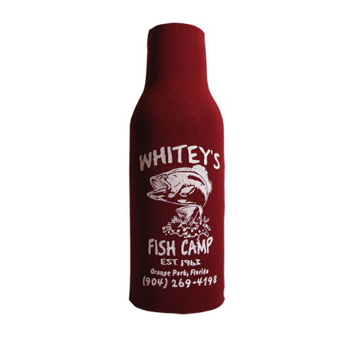 Bottle Coozie - Red