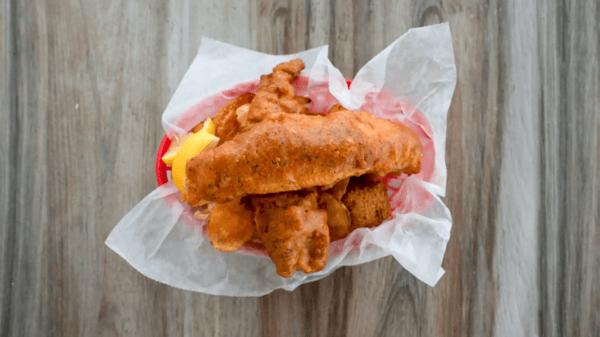 Fish-N-Chips Basket