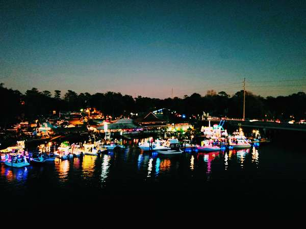 Annual Boat Parade 2019