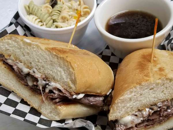 Best Ever French Dip