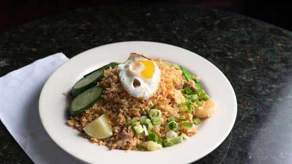 shrmip fried rice