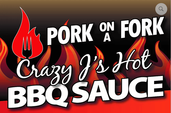 Crazy J's Hot Barbecue Sauce