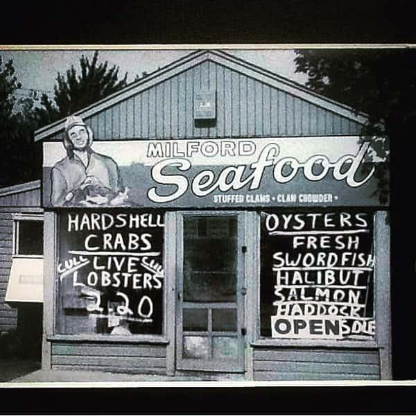 milford seafood
