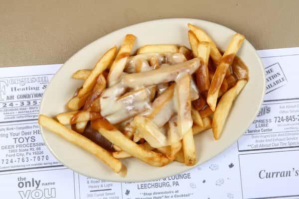 Sloppy Fries