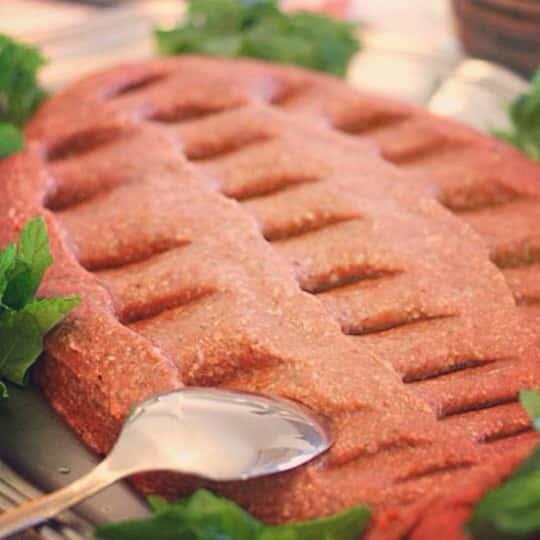 Steak Tartar (Kibbeh Nayeh)