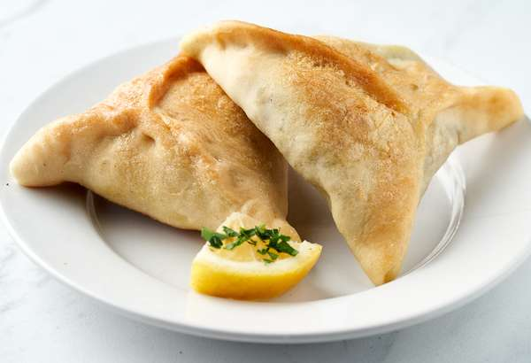 Spinach Pastry (Fatayer be-Sabeneg)