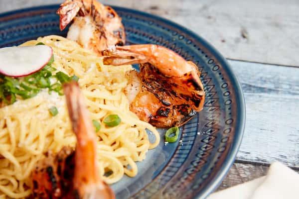 shrimp noddle bowl