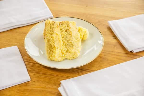 Limoncello Mascarpone Mousse Cake