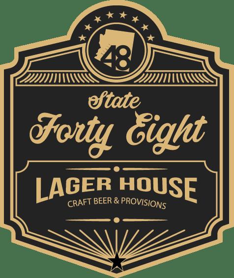 State 48 Lager House | Scottsdale, AZ logo