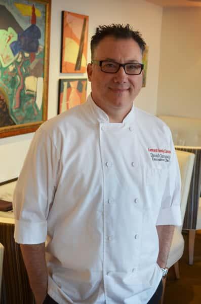 Chef David Garwacki