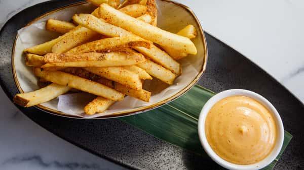 House Truffle Fries