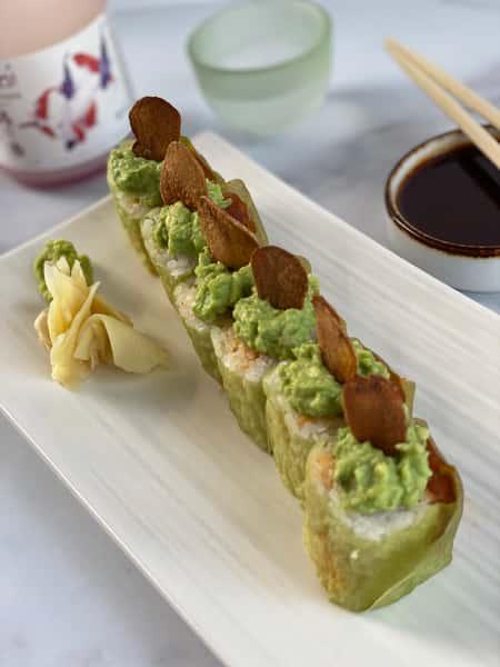 Tuna Asparagus Roll