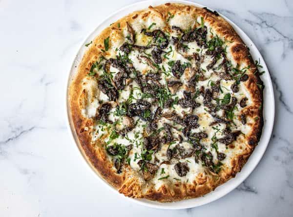 Funghi & Truffle Pizza