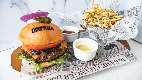 Taverna Burger°