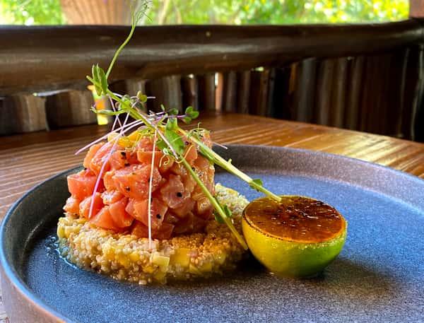Quinoa & Tuna Tartare