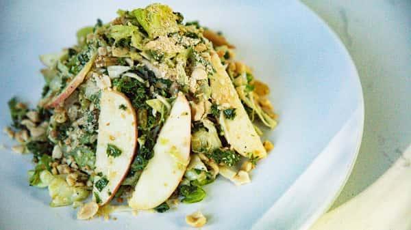 Kale & Rotisserie Chicken Salad