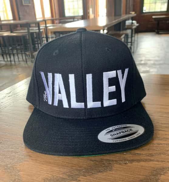 Valley Flatbrim Snapback