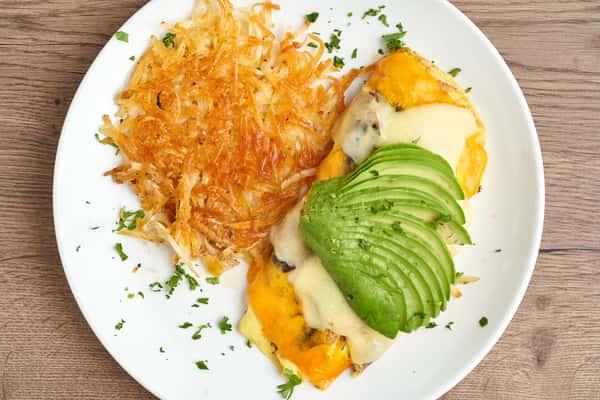 Longshots_Santa Fe Omelette 1