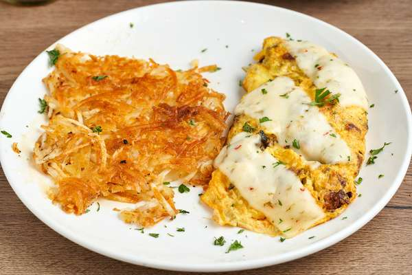 Build Your Own Omelette*