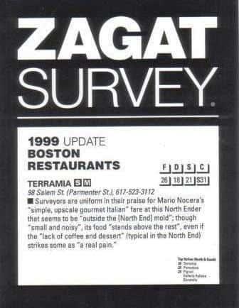 zagat survey