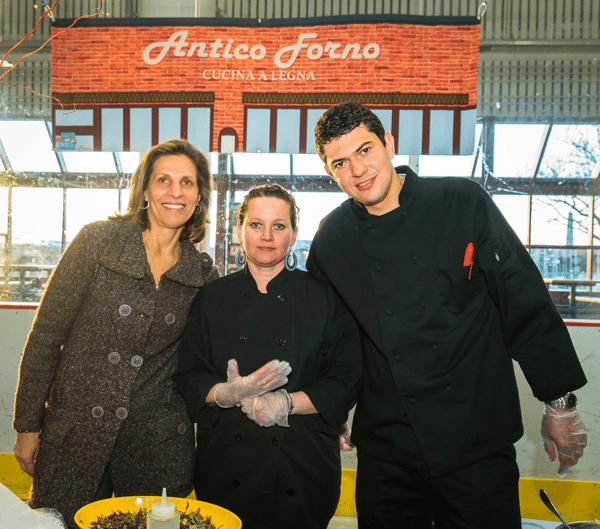 carla and chefs