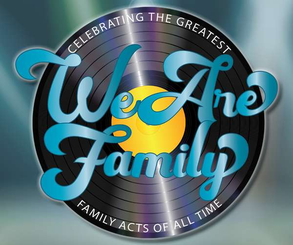 title We are Family over a 45 record