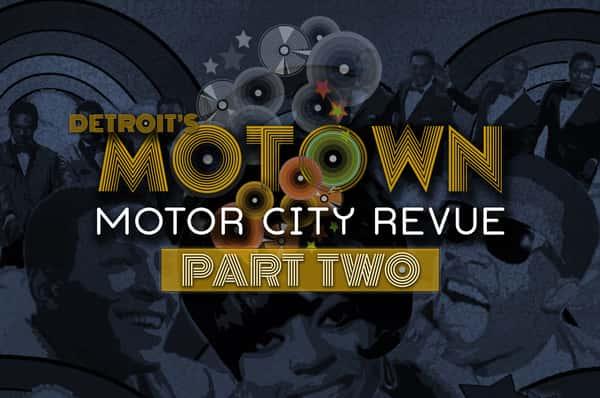 Motown Past 2 show title