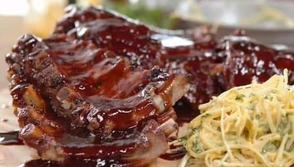 EVERY THURSDAY: BBQ Baby Back Pork Ribs