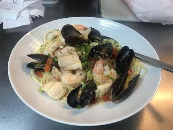 Nantucket Seafood Saute
