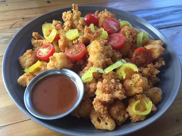 Hot Honey Fried Calamari