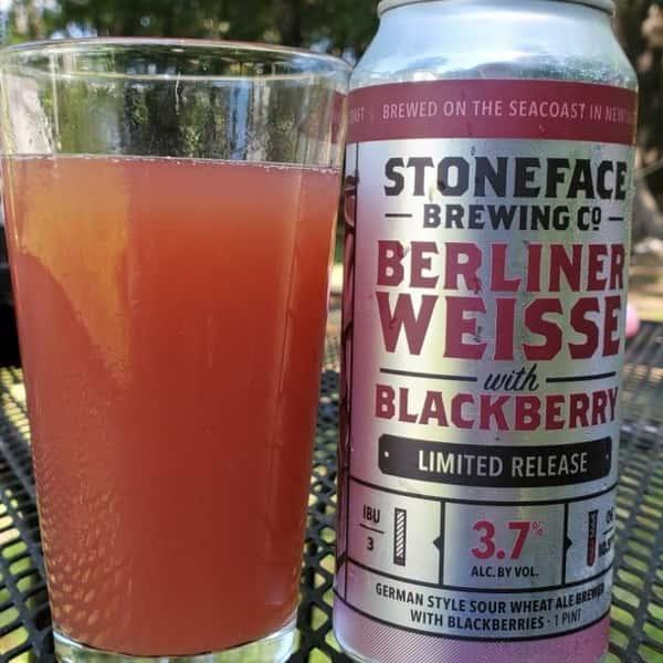 Stoneface Blackberry Sour