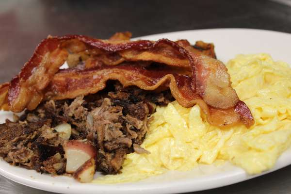 Alamo Breakfast