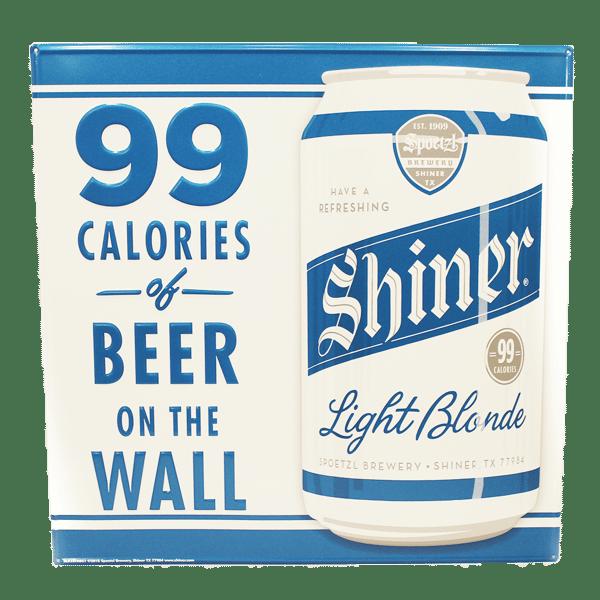Shiner Bock Light