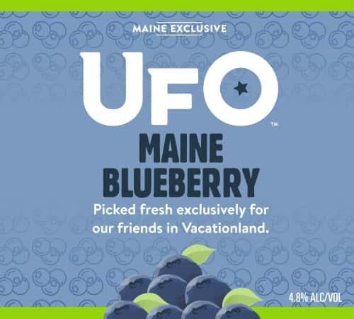 UFO Blueberry