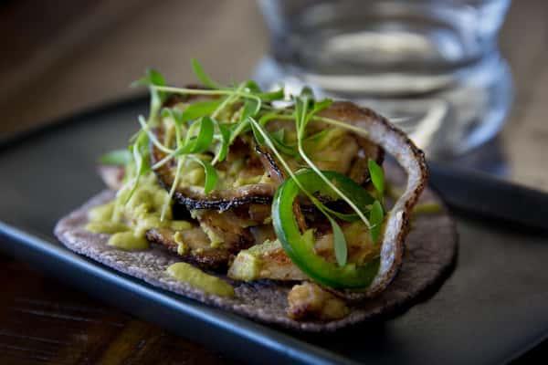 Crujiente Tacos