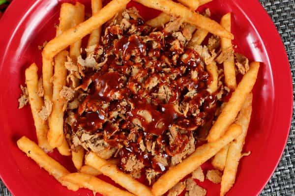 Jerk Chicken Fries