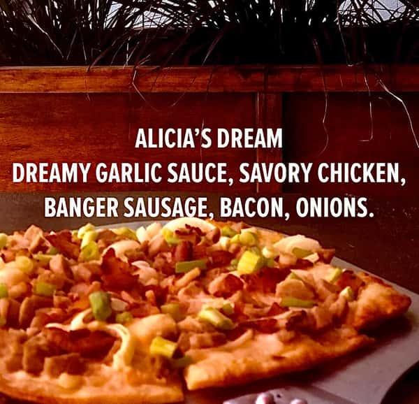 Alicia's Dreamy Garlic
