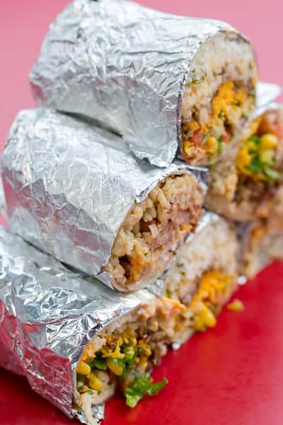 """12"""" Tortilla Burrito Style"""
