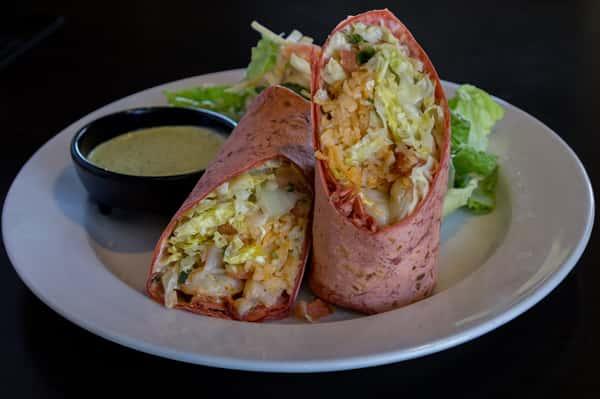 Grilled Shrimp Wrap