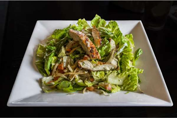 Grilled Fajita Salad - Served Table Side