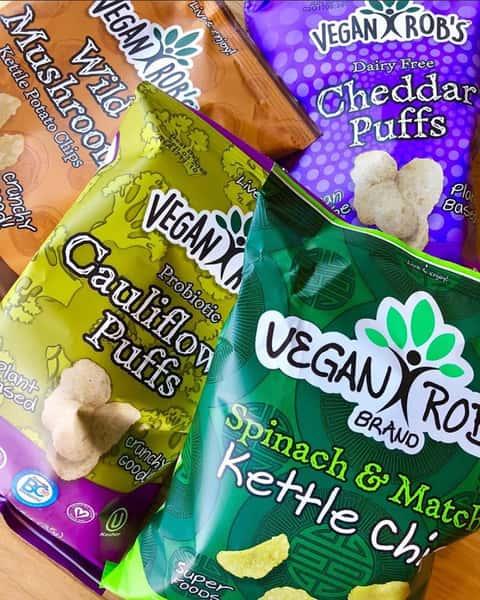 Vegan Robs