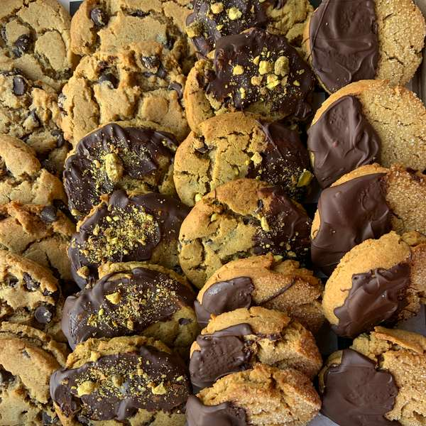 Love's Favorite Chocolate Chip Cookie