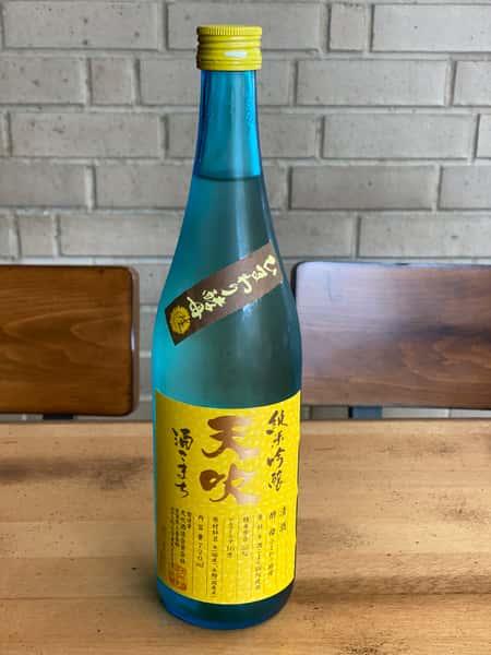 Amabuki Sunflower Junmai Ginjo